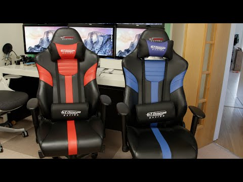 Ultimate Gaming Chairs! GT Omega Long Term Review - YouTube