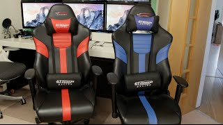 Ultimate Gaming Chairs! Gt Omega Long Term Review