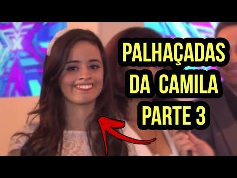 Palhaçadas Da Camila Cabello Parte 3