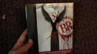 Unboxing Video Review - Battle Royale: The Complete Collection on Blu-ray