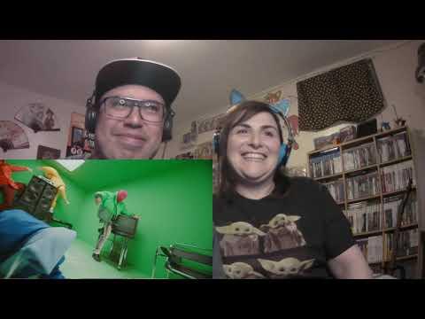 Couple reacts to RAM feat. suaalma — Технокамикадзе [TechnoKamikaze (Official Music Video)
