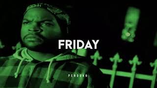 (SOLD) FRIDAY - Ice Cube Type Beat   90'S West Coast Beat   Prod. Pendo46