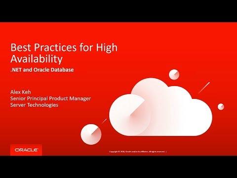 NET Developer | Oracle