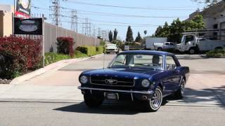 1965 Ford Mustang Coupe For Sale!