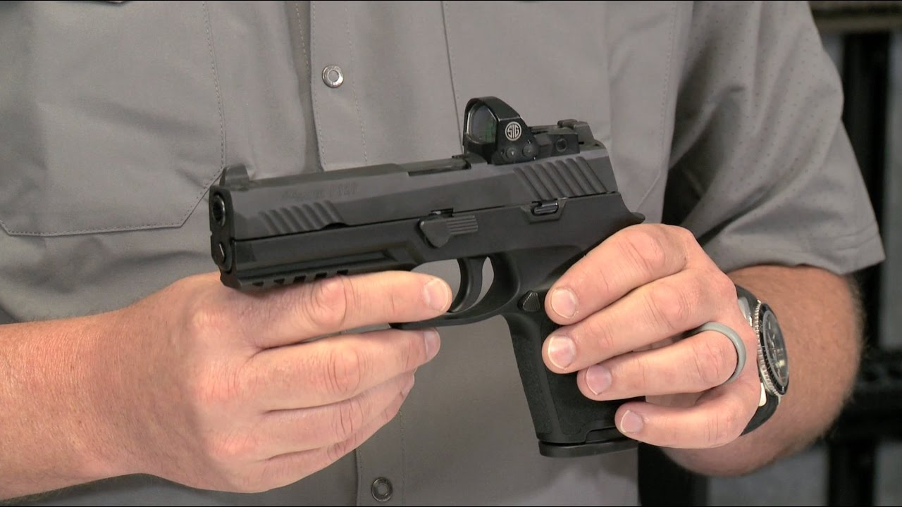 SIG Sauer Academy Adds Pistol Mounted Optics Instructor Course