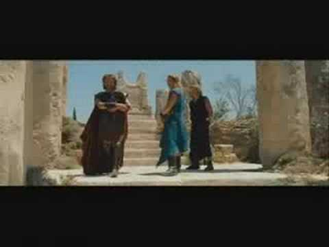 Troy Movie - Extended Part - Achilles, Patroclus & Odysseus