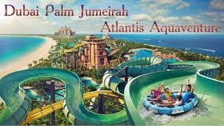 Аквапарк Dubai Palm Jumeirah Atlantis Aquaventure GoPro