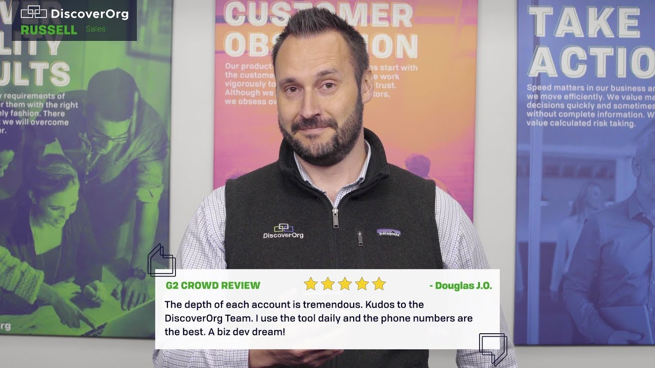 Employees Read 5 Star G2 Crowd Reviews - Episode 03