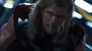 Thor vs Hulk   Efsane Sahne...