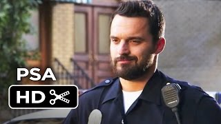Let's Be Cops PSA - Housesitters (2014) - Jake Johnson, Damon Wayans Jr. Movie HD