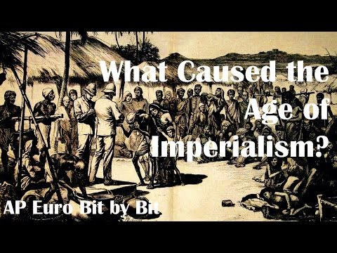 What Caused the Age of Imperialism? AP Euro Bit by Bit #37
