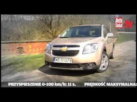 Zobacz Test Chevroleta Orlando Youtube