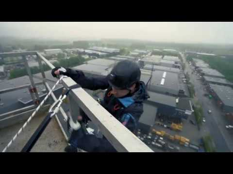 Working at heights: Personal Rescue Device