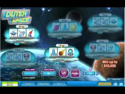 Space Age Slots - Now Available for Free Online