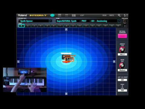 Roland INTEGRA-7 – Synthtopia