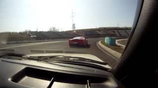 BMW M5 Hungaroring 2012 03.19 Belső 1