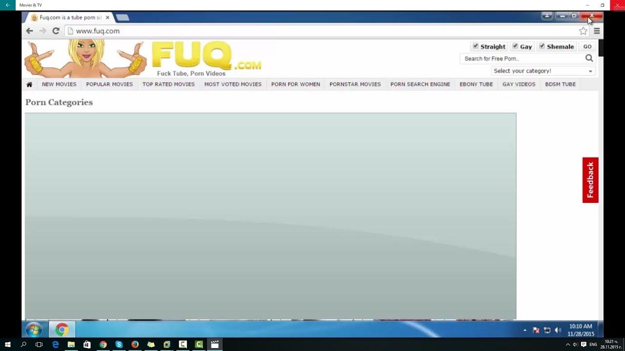 How To Remove Fuq Com Virus Redirect Hijacker Chrome Firefox