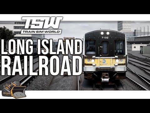 Train Sim World Long Island Rail Road M7 First Drive