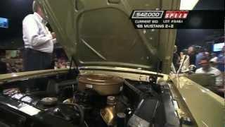 1965 Mustang Fastback Barrett-Jackson Las Vegas 2009
