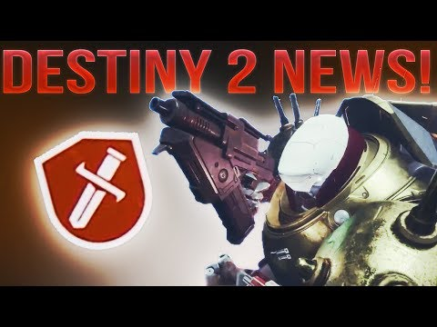 "DESTINY 2 NEWS! (Ghaul's ""Consul"", PvP Party Games, New UI, World NPC's, NO Machine Guns, & More!)"