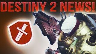 DESTINY 2 NEWS! (Ghaul's