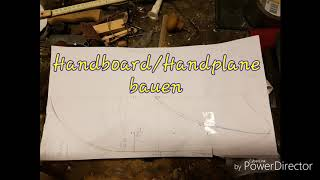 DIY Handboard Shaping: Handplane selber bauen