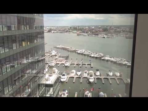 Four Seasons Hotel Baltimore King Room with Water View