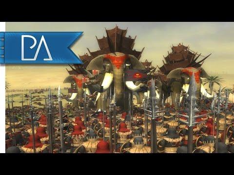Battle of Blackrock: Haradrim Rebellion - Third Age Total War Mod Gameplay