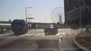 国道130号+レインボーブリッジ一般道:国道15号交点~レインボー入口交差点 [東京23区]