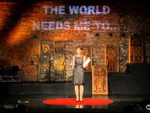 TEDxYouth@Taipei - Ritika Arya - Charity Vs Social Change
