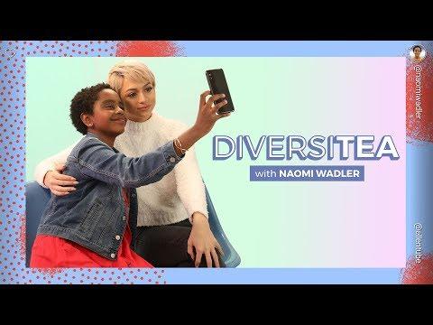 'DiversiTEA with Naomi Wadler': LGBTQ Rights with Actress Josie Totah