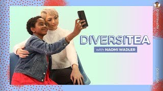 'DiversiTEA with Naomi Wadler': LGBTQ Rights with Actress Josie Totah
