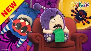 Oddbods | New | The Amazing Spidey Pogo | Funny Cartoons For Children