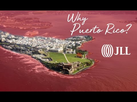 Why Puerto Rico? Retail Market Report JLL