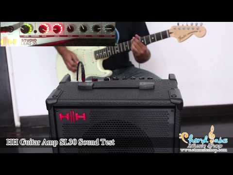 Review HH Guitar Amp SL30 by CT Music Shop