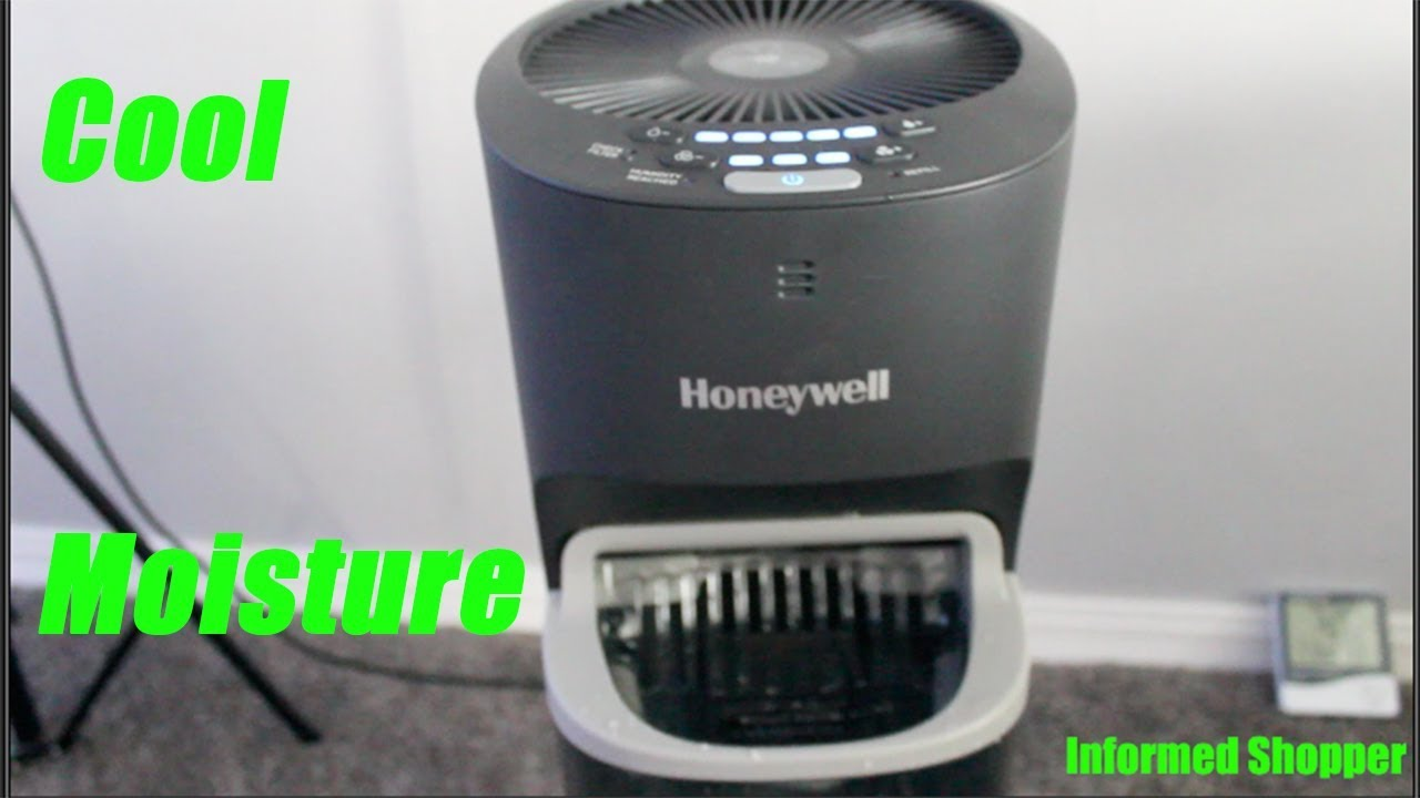 Honeywell Top Fill Digital Tower Humidifier Review Black