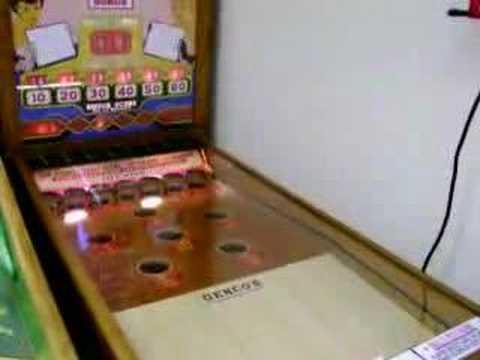 1957 Genco Number Roll, EM Arcade Game, coinopny.com