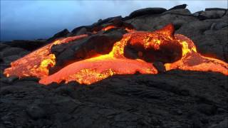 Lava From Hawaii