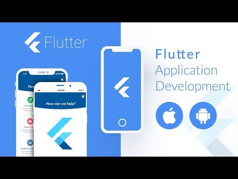 2#Create App [Mastering Flutter In Arabic]