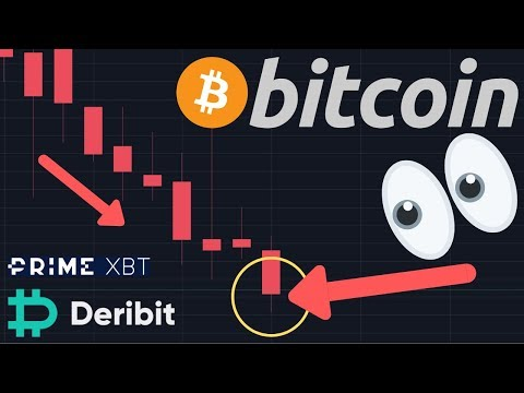 WOW!! BITCOIN FALLING AFTER REJECTION!! CME GAP GETTING FILLED NOW?!! | Deribit Leaves EU