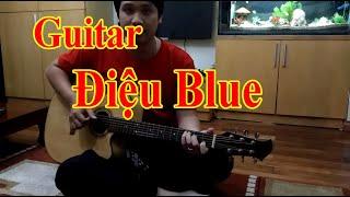 Hướng dẫn Guitar đệm hát - Bài 16: Điệu Blue - Guitar Tiến Quyết