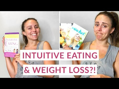 Can You LOSE WEIGHT With INTUITIVE EATING?