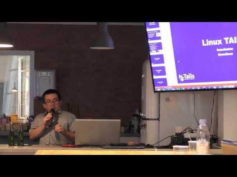 Découvrez Linux Tails: restez anonyme sur le net par Jean Baylon