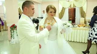 Венчание, начало застолья. часть 1.
