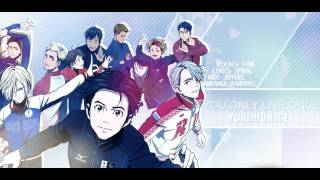 """""""You Only Live Once"""" English Cover - Yuri!!! On Ice ED [feat. Fyre]"""
