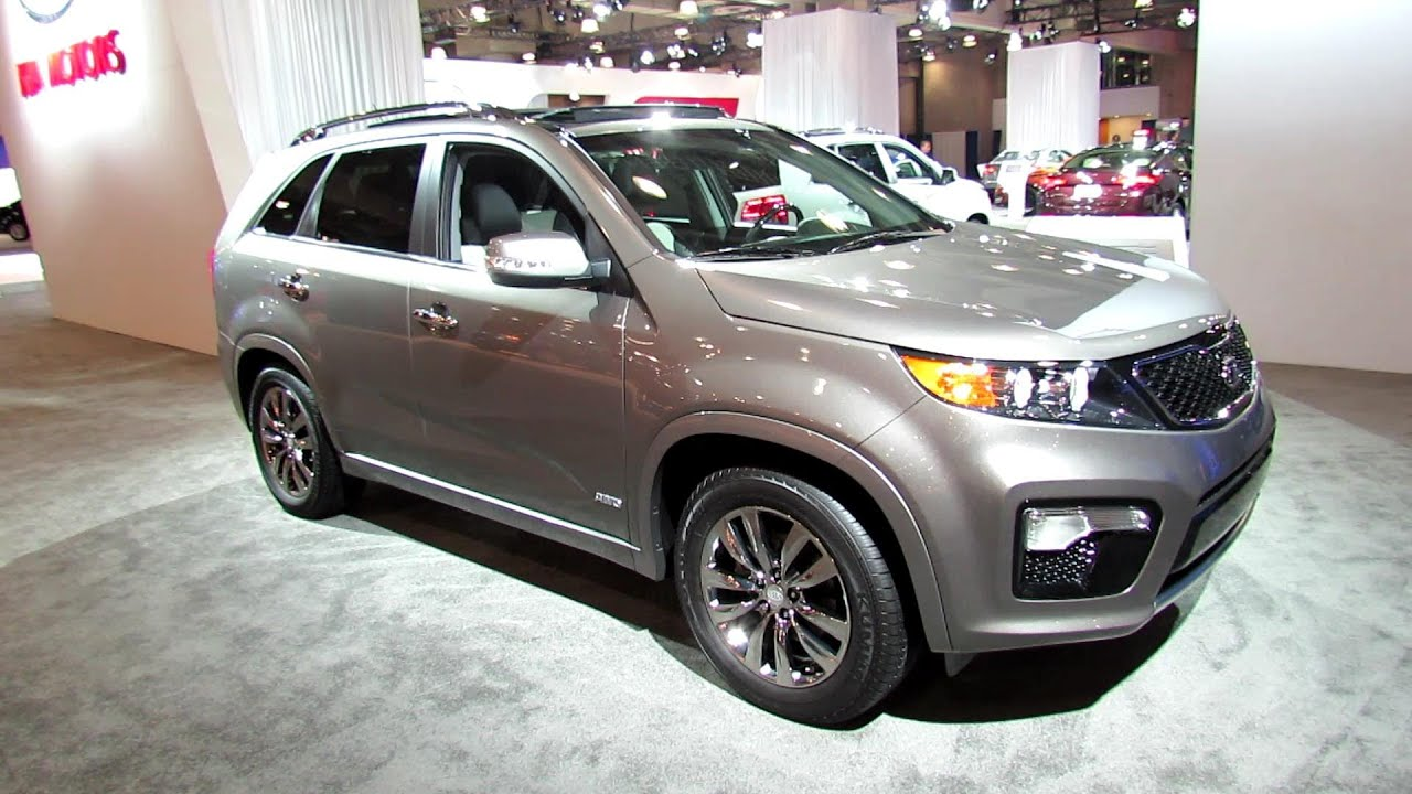 photos reviews features kia suv sorento photo base front drive price wheel