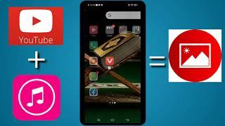 Download Tutorial Mendownload Video /Lagu Mp3 ke Galeri Handphone Serta Mengubah Video Menjadi Lagu Mp3