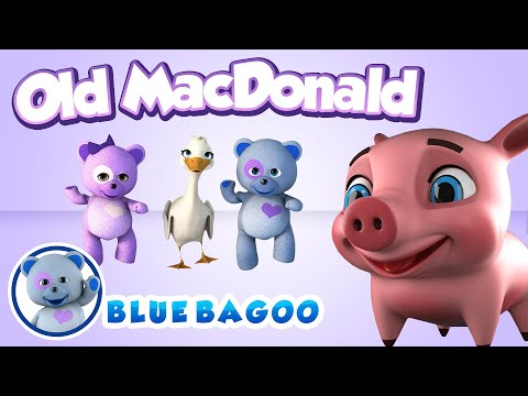 old-macdonald-had-a-farm-(2020)-|-3d-animation-english-nursery-rhymes-|-blue-bagoo---kids-songs