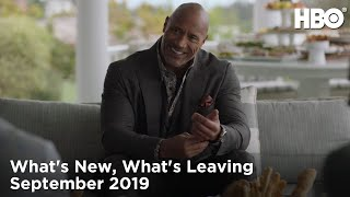HBO: What's New and What's Leaving in September 2019 | HBO