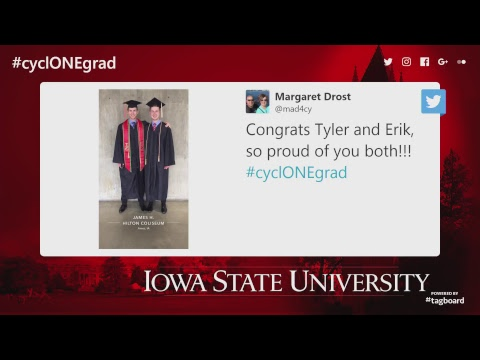 Iowa State University Spring 2018 Undergraduate Commencement Session 2